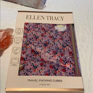Ellen Tracey travel packing cubes